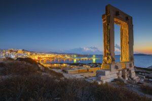 sydentur til naxos