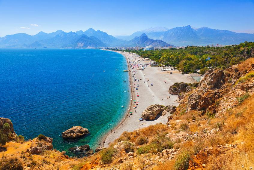 tyrkias beste feriesteder